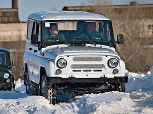 УАЗ 469 5 дв. внедорожник 469