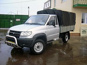 УАЗ 2360 (Cargo) 2 дв. пикап 2360 (Cargo)