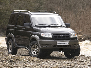 УАЗ 3163 (Patriot) 5 дв. внедорожник Patriot