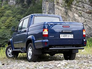 УАЗ 2363 (Pickup) 4 дв. пикап 2363 (Pickup)