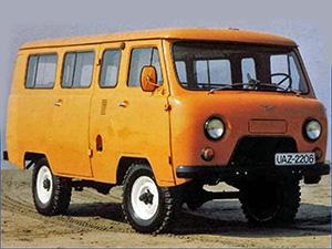Технические характеристики УАЗ 2206