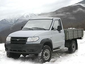 Технические характеристики УАЗ 2360 (Cargo)