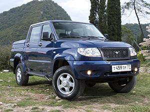 Технические характеристики УАЗ 2363 (Pickup)
