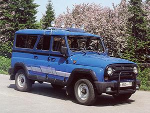 Технические характеристики УАЗ 3153