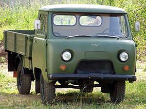 Технические характеристики УАЗ 3303 33039 1985-1997 г.