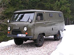 Технические характеристики УАЗ 3309