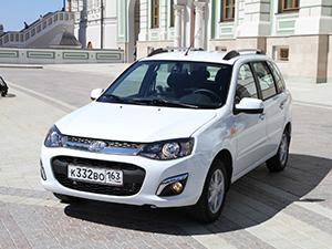 ВАЗ Калина 5 дв. универсал 1117