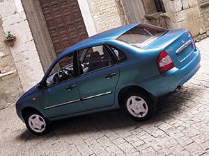 ВАЗ Калина 4 дв. седан 1118
