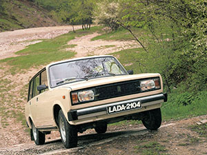 ВАЗ 2104 5 дв. универсал 2104
