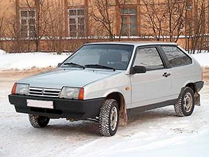 ВАЗ 2108 3 дв. хэтчбек 2108