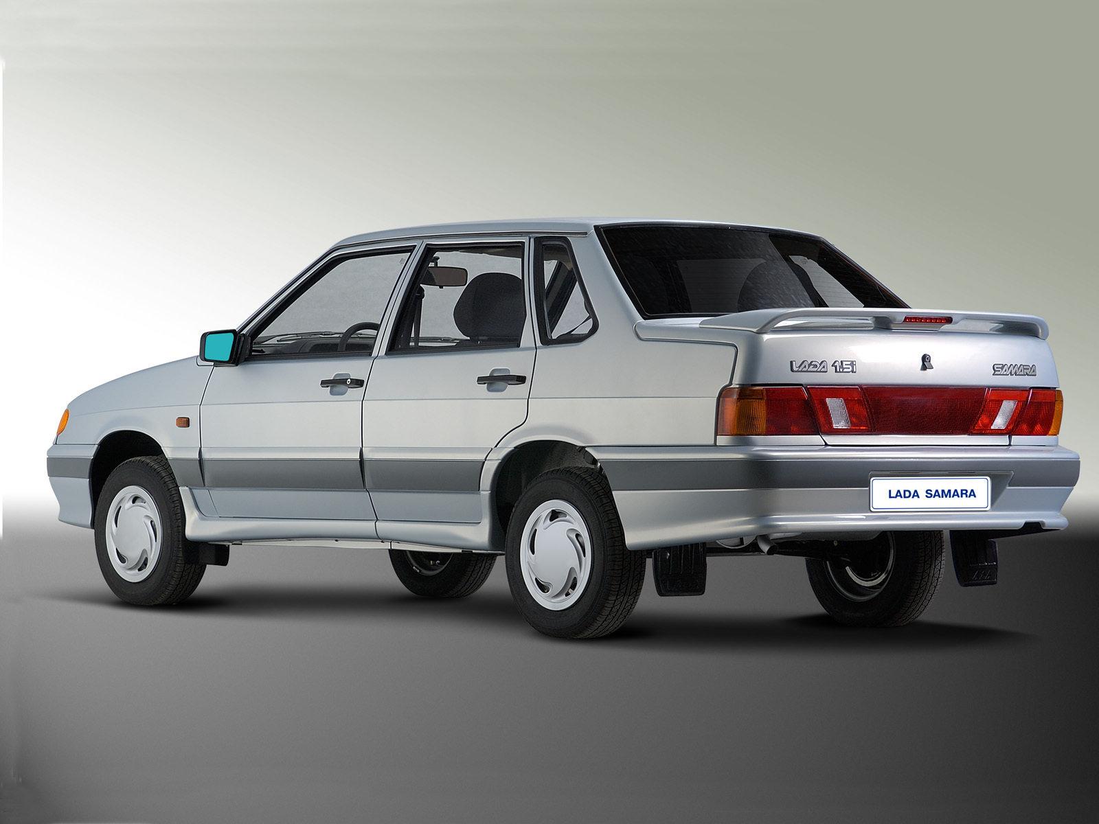Технические характеристики ВАЗ (VAZ) 2115 21150 4 дв. седан 5МКПП 2000-2012  г.
