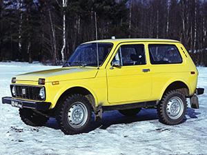 ВАЗ 2121 3 дв. внедорожник 2121