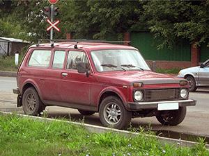 ВАЗ 2129 3 дв. внедорожник 2129
