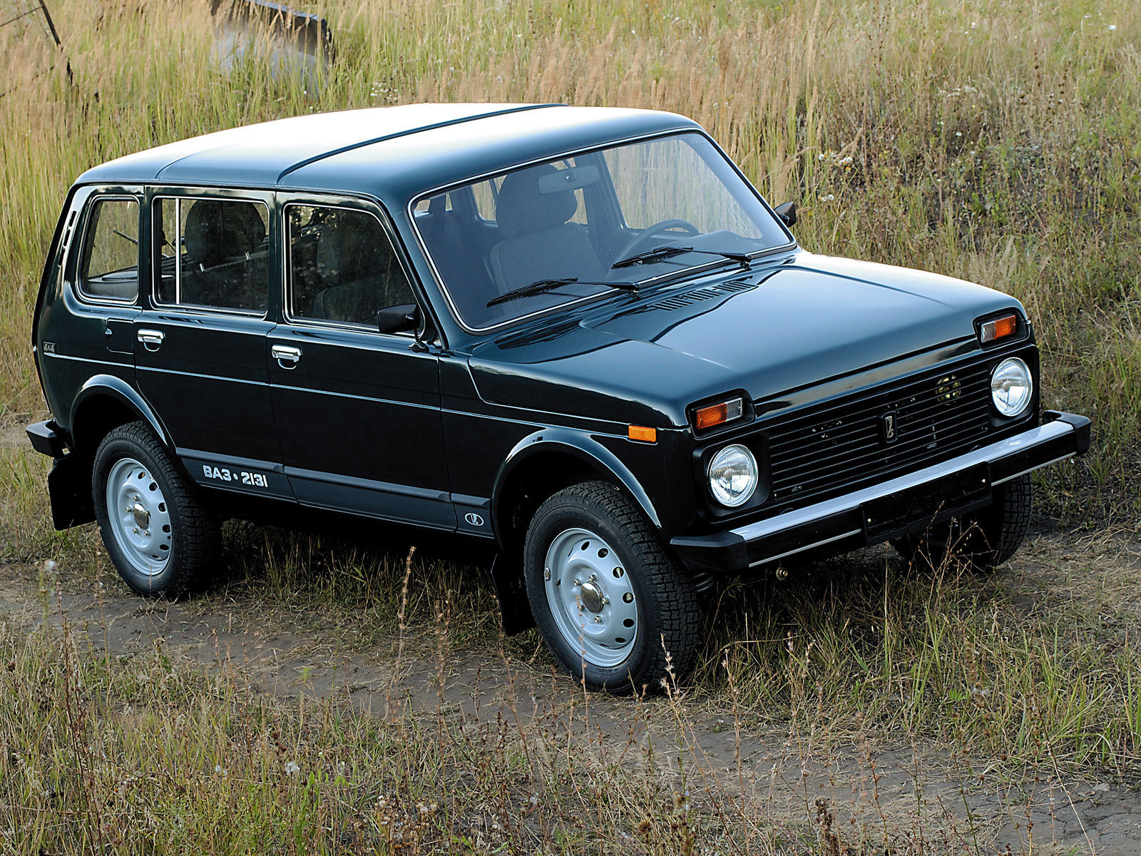 ВАЗ (VAZ) 2131 1995- г.