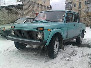 ВАЗ 2329 2 дв. внедорожник 2329