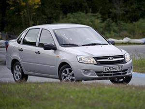 Технические характеристики ВАЗ Granta 1.6 2011- г.