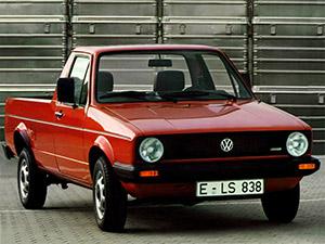 Volkswagen Caddy 2 дв. пикап I (14)