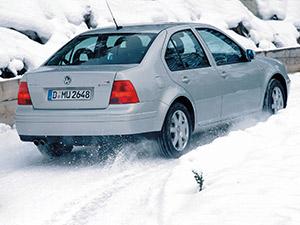 Volkswagen Bora 4 дв. седан (1J2)