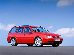 Volkswagen Bora 5 дв. универсал Variant (1J6)