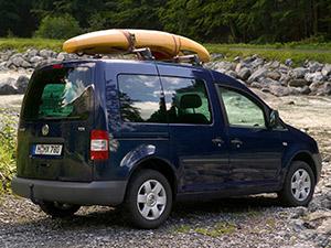 Volkswagen Caddy 4 дв. минивэн III (2KB)