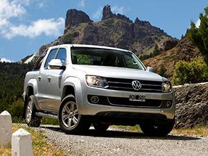 Volkswagen Amarok 4 дв. пикап Amarok
