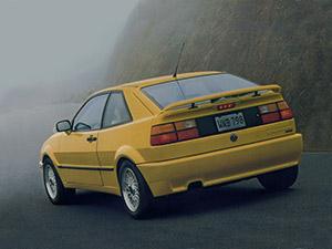 Volkswagen Corrado 3 дв. купе (53I)