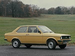 Volkswagen Derby 2 дв. седан (86)