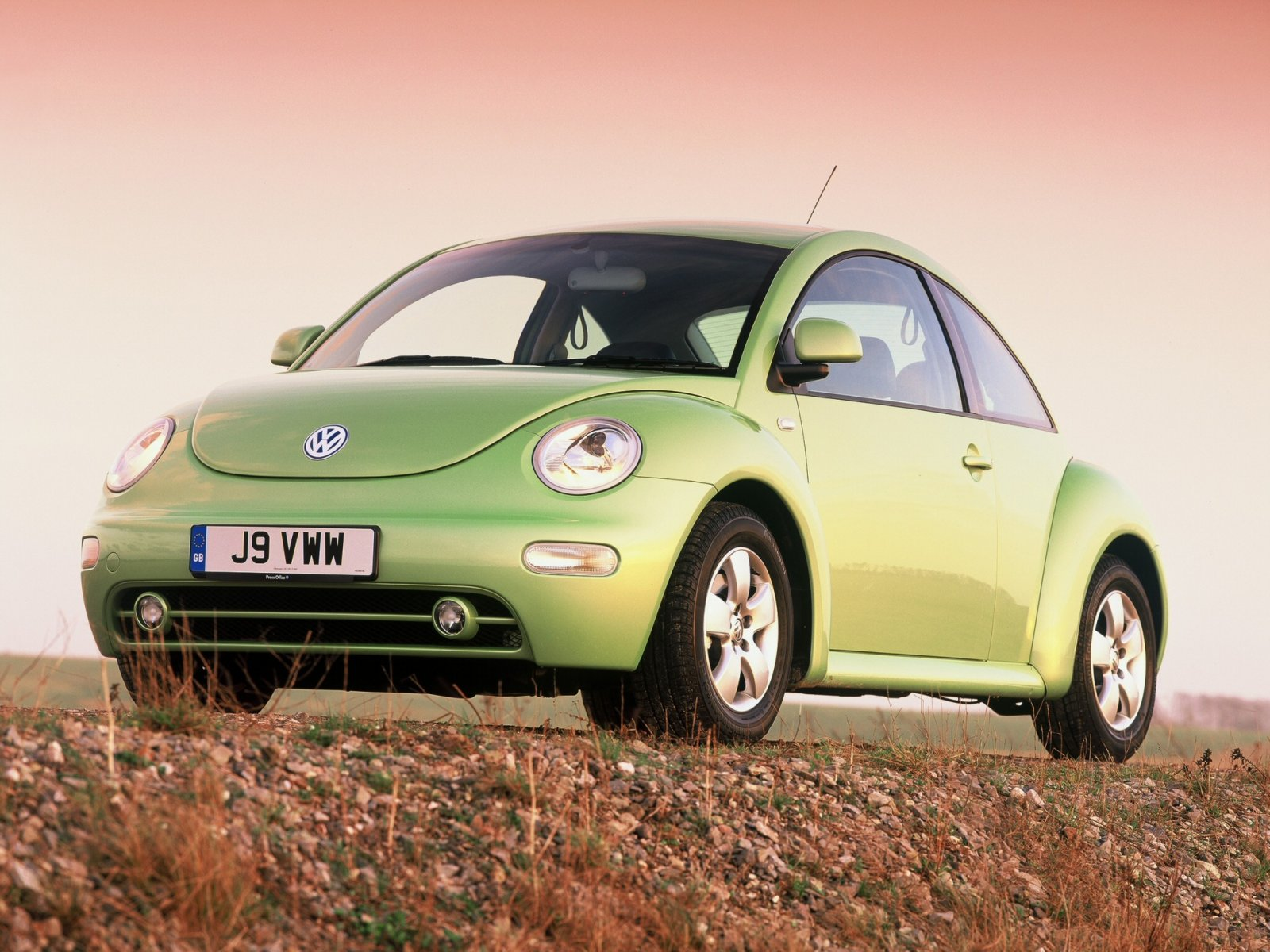 Volkswagen (Фольксваген) Beetle New (9C/1C) 1998-2005 г.
