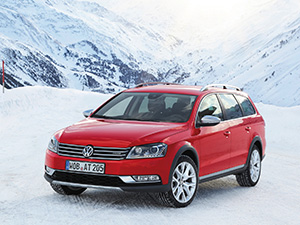 Volkswagen Passat 5 дв. универсал Alltrack