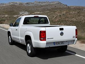 Volkswagen Amarok 2 дв. пикап Amarok