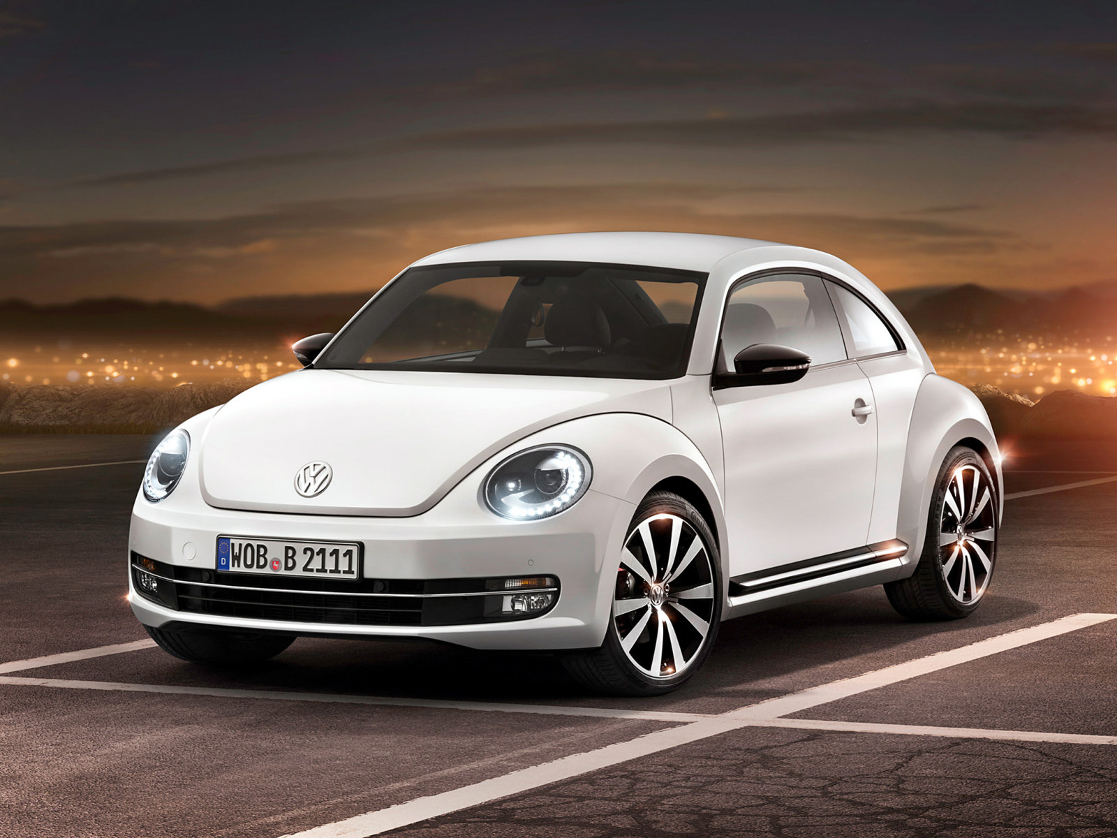 Volkswagen (Фольксваген) Beetle 2011- г.