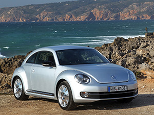 Volkswagen Beetle 3 дв. хэтчбеки Beetle