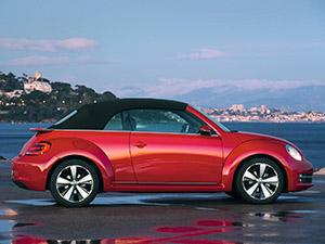 Volkswagen Beetle 2 дв. кабриолеты Beetle