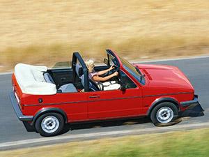 Volkswagen Golf 2 дв. кабриолет Cabriolet