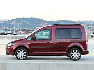 Volkswagen Caddy 4 дв. минивэн Caddy Maxi