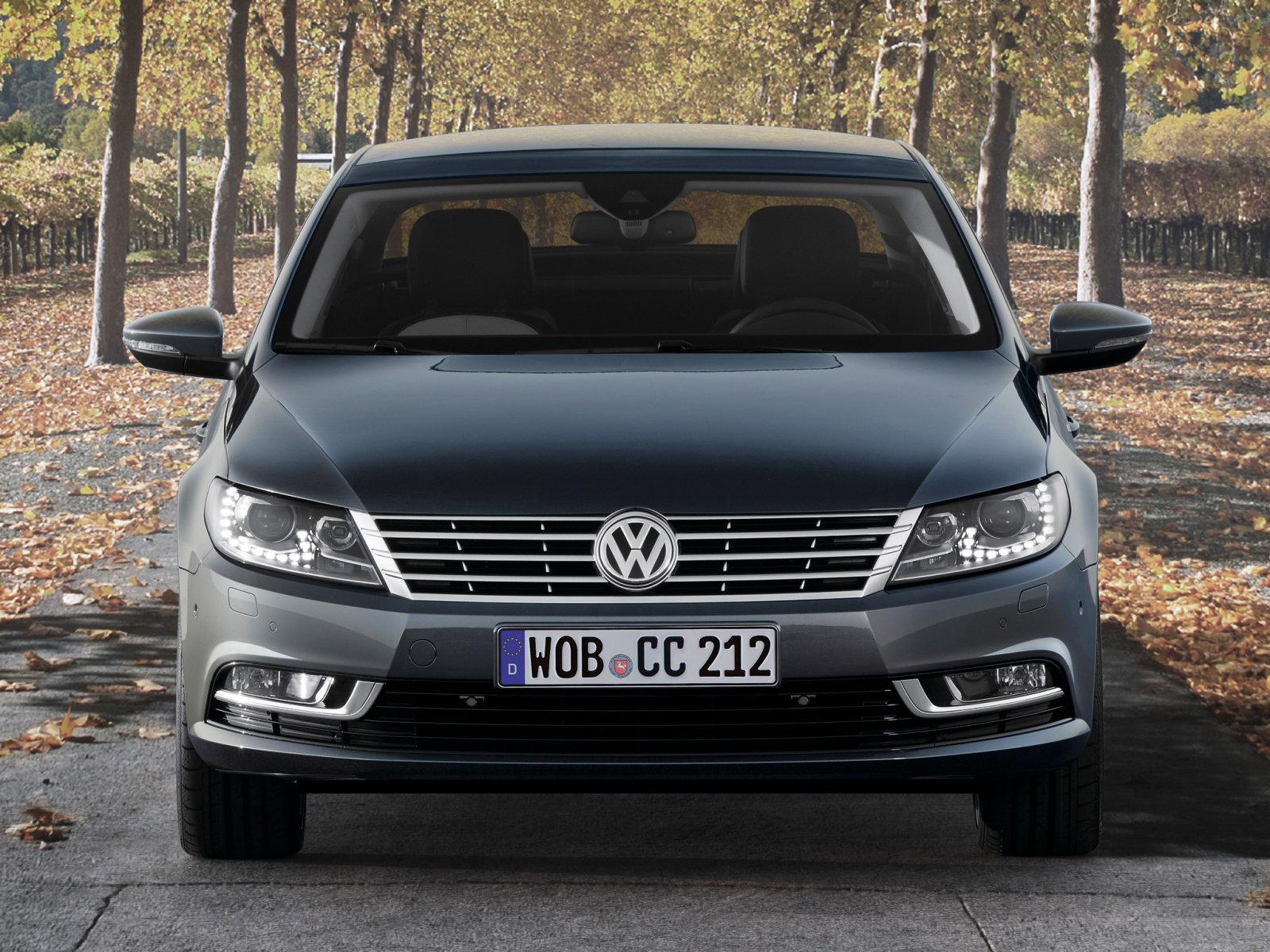 Volkswagen (Фольксваген) Passat CC 2012- г.