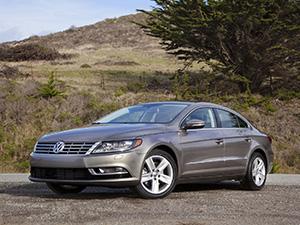 Volkswagen Passat CC 4 дв. седан Passat CC