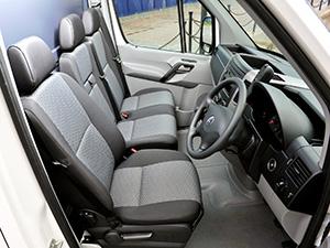 Volkswagen Crafter 4 дв. фургон Crafter Kasten