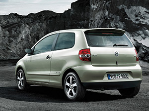 Volkswagen Fox 5 дв. хэтчбек CrossFox
