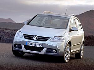 Volkswagen Golf Plus 5 дв. минивэн CrossGolf