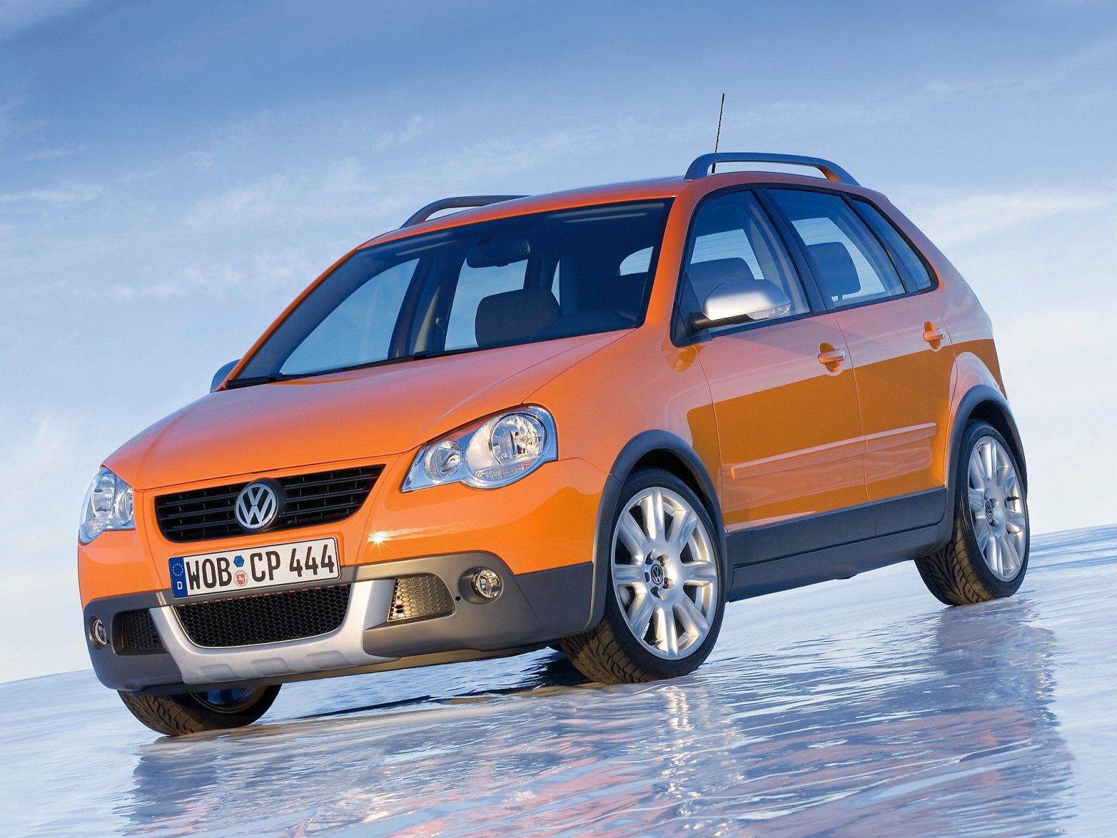 Volkswagen CrossPolo: цена, технические характеристики ...