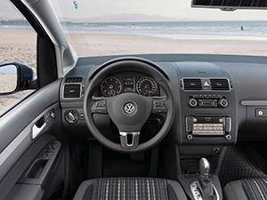 Volkswagen Touran 5 дв. минивэн CrossTouran