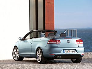 Volkswagen Eos 2 дв. кабриолет Eos