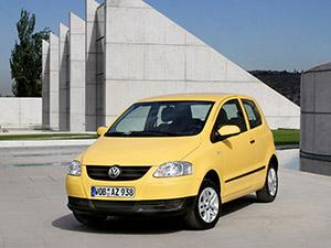 Volkswagen Fox 3 дв. хэтчбек Fox