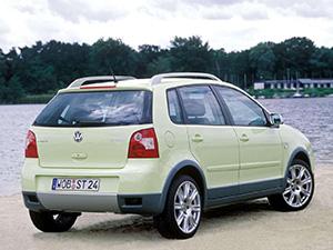 Volkswagen Polo Fun 5 дв. хэтчбек Polo Fun