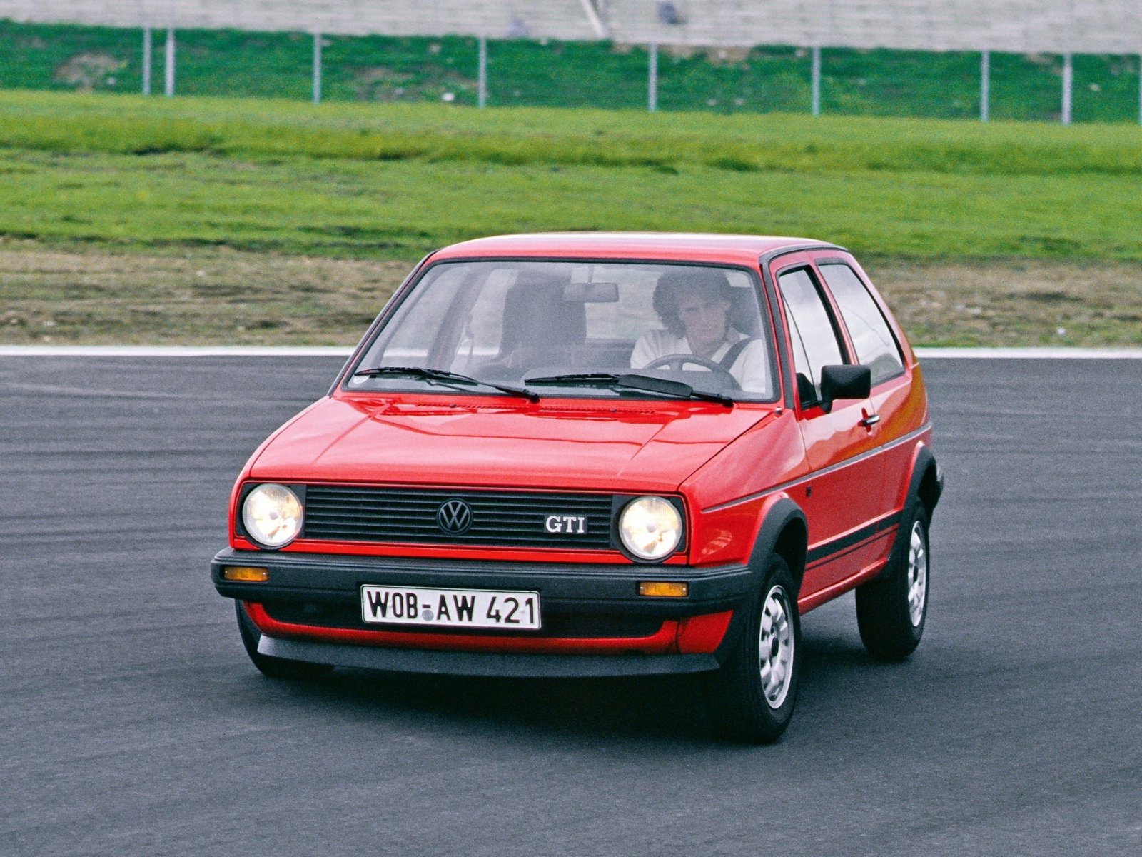 Volkswagen (Фольксваген) Golf 1983-1986 г.