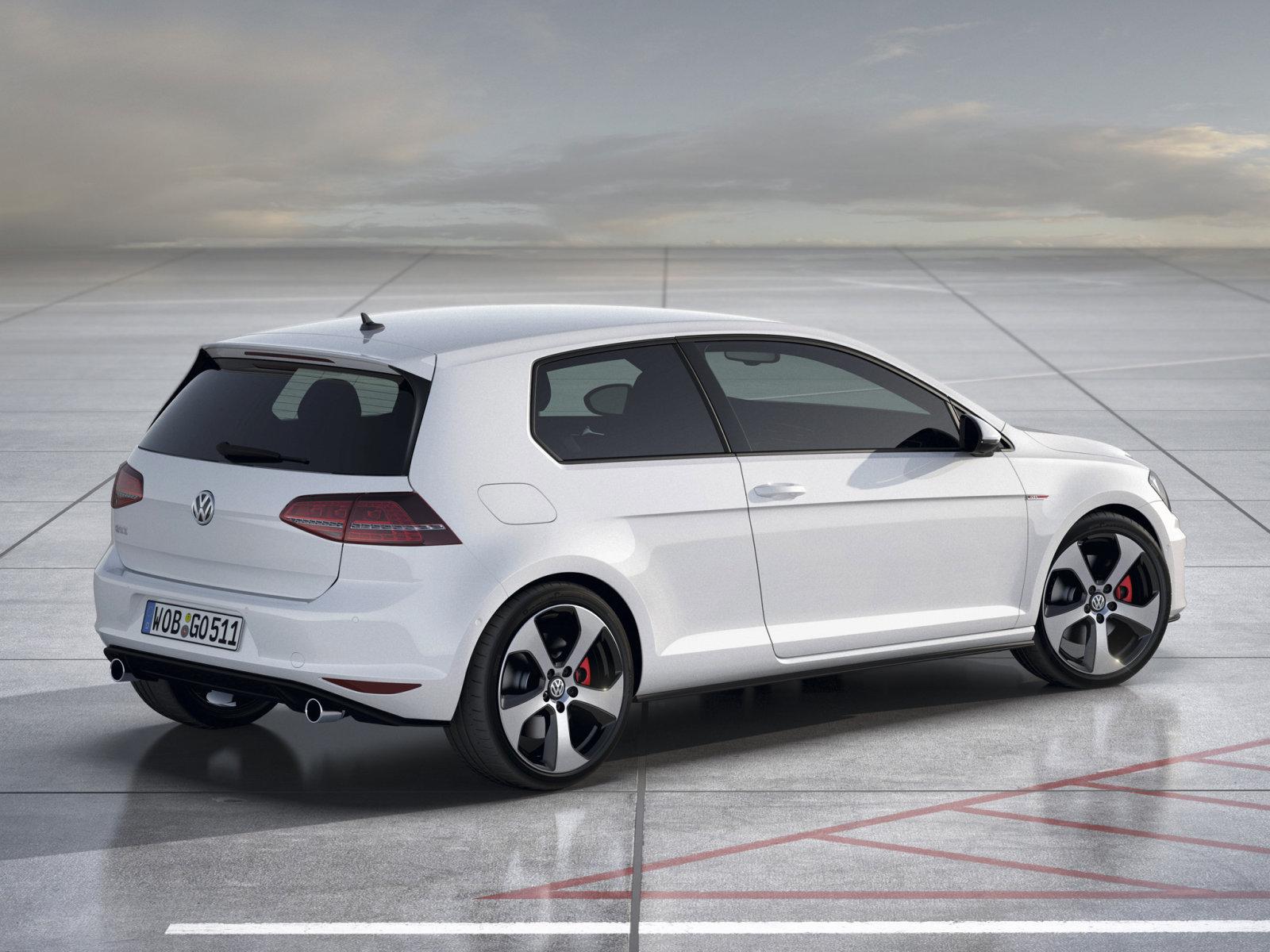 Volkswagen (Фольксваген) Golf 2012- г.
