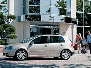 Volkswagen Golf 5 дв. хэтчбек Golf
