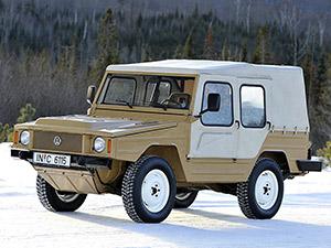 Volkswagen Iltis 2 дв. внедорожник Iltis
