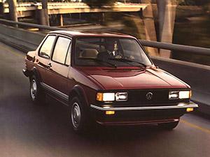 Volkswagen Jetta 2 дв. седан Jetta